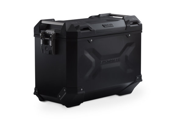 TRAX ADV L Side case. Aluminum. 45 l. Left. Black.
