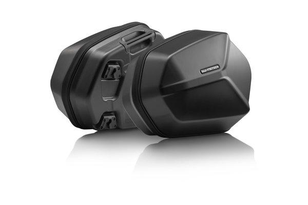 AERO ABS side case system 2x25l. Benelli TRK 502 X (18-).