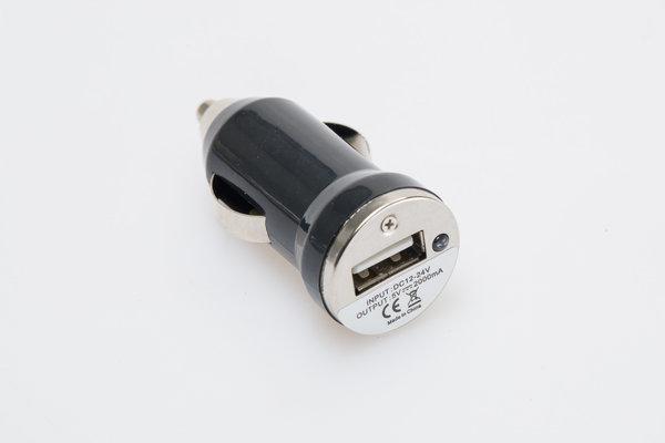 USB power port for cigarette lighter socket 2100 mA. 12 V.