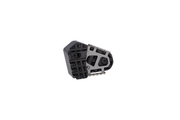 Extension for brake pedal Black. BMW S 1000 XR (19-).
