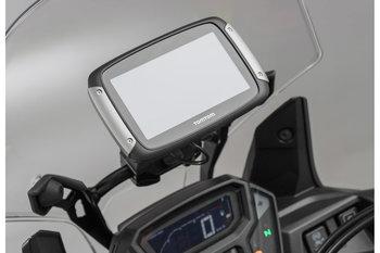 SW-Motech GPS.00.308.30202//B Universal GPS Mount Kit with navi Case Pro L