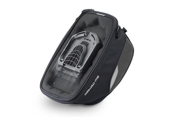EVO Daypack tank bag 5-9 l. For EVO tank ring. Black/Grey.