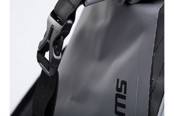 Triton backpack 20 l. Grey/Black. Waterproof.