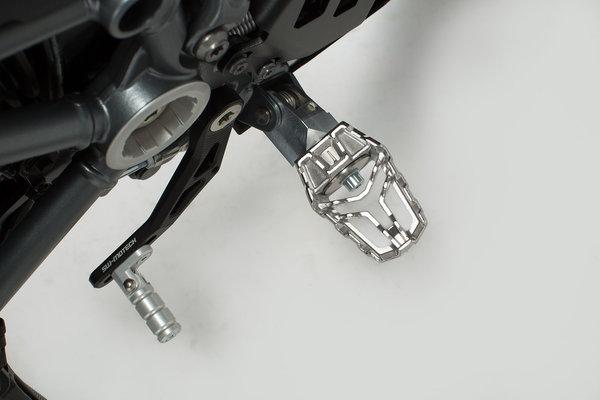 EVO footrest kit KTM/Honda/Kawasaki/Morini/Guzzi/Suzuki/BMW.