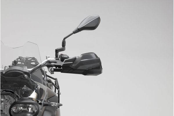 Extension set for KOBRA handguards 50 % more protection. For left and right side.