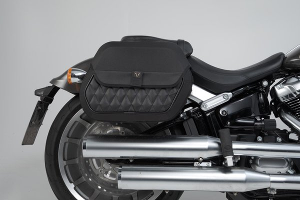 SLH side carrier right Harley-Davidson Fat Boy/ S, Breakout/ S (17-).