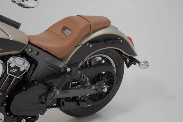 SLH side carrier LH2 left Indian Scout (16-). For LH2.