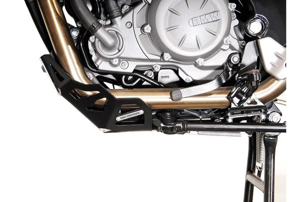 Engine guard Black. BMW F650GS / G650GS / G650GS Sertão.