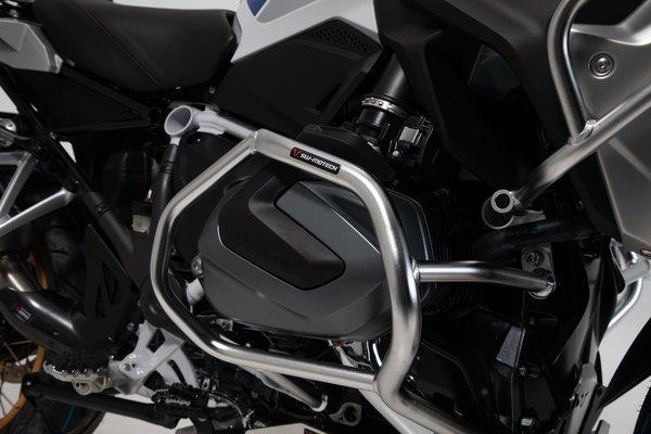 Crash bar Stainless steel. BMW R 1250 GS, R 1250 R/RS (18-).