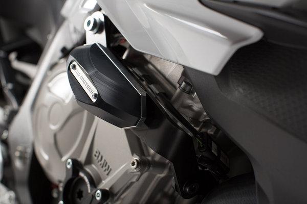 Frame slider kit Black. BMW S 1000 XR (15-19).