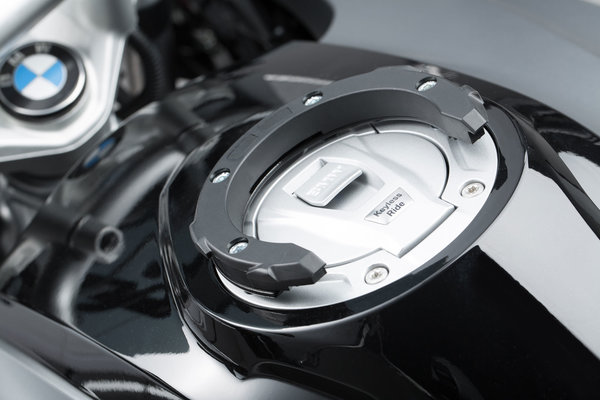 EVO tank ring Black. For BMW / KTM / Ducati models.